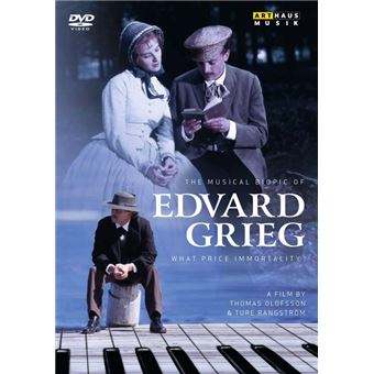 What Price Immortality? The musical Biopic Of Edvard Grieg DVD