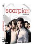 Coffret scorpion, saison 3 (DVD)