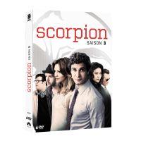 Scorpion Saison 3 DVD