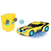 Voiture radiocommandée RC Turbo Racer Bumblebee Transformers Majorette 1/24e