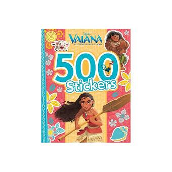 VaianaVAIANA - 500 Stickers