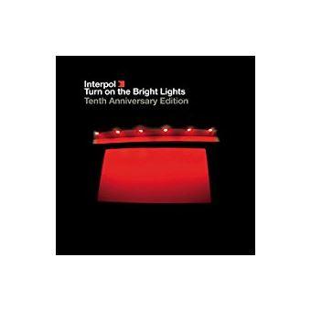 Turn on the bright lights (lp) (imp