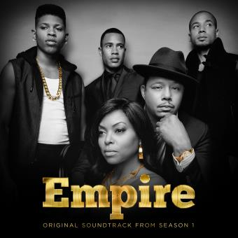 Empire : Original soundtrack from season 1