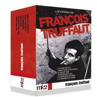 Coffret Le cinéma de François Truffaut 6 Films Edition Spéciale Fnac DVD