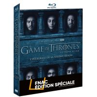 Game of Thrones Saison 6 Edition spéciale Fnac Blu-ray