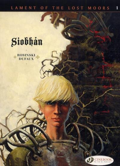 Lament of the lost moors - tome 1 Siobhan