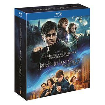 Harry PotterHarry potter integral/les animaux fantastiques 1/coffret