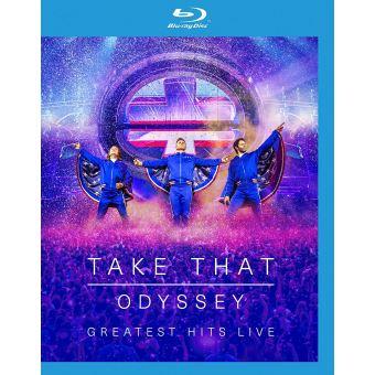 Odyssey - Greatest Hits Live - Blu-Ray