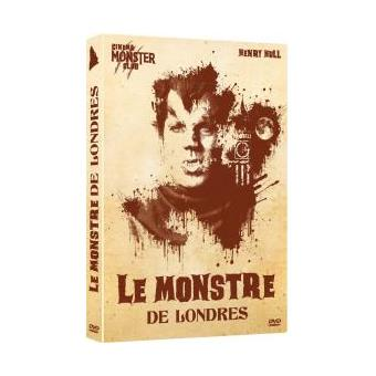 Le monstre de Londres DVD