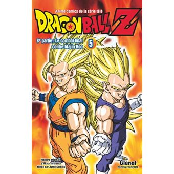 Dragon Ball ZLe combat final contre Majin Boo