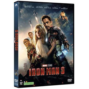 Iron manIron Man 3 DVD