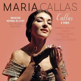 Callas A Paris - Vinilo