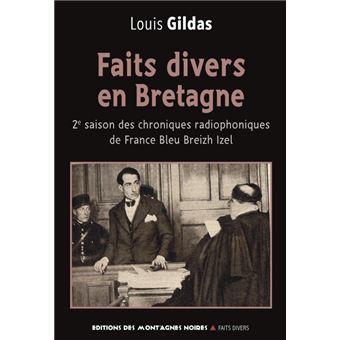 Faits Divers En Bretagne