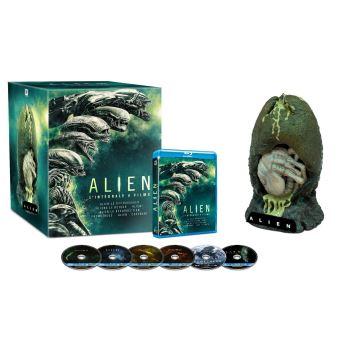 AlienCoffret Alien Anthologie Edition Limitée Blu-ray