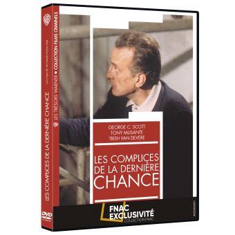 Les complices de la dernière chance Exclusivité Fnac DVD