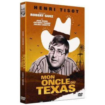 Mon oncle du Texas DVD