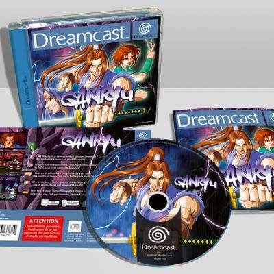 Ganryu Dreamcast