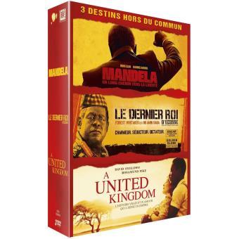 UNITED KINGDOM MANDELA+DERNIER ROI D ECOSSE-FR