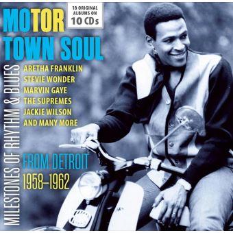 Milestones of rhythm and blues/motor town soul