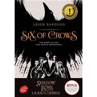 Six of crowsSix of Crows