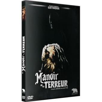 Le Manoir de la terreur - DVD
