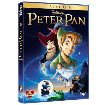 Les nouvelles aventures de Peter PanPeter Pan DVD