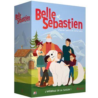 Belle et SébastienCoffret Belle et Sébastien La série animée Saison 1 DVD