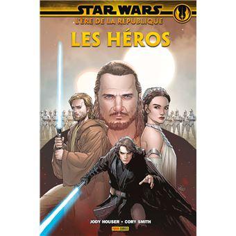 Star WarsStar Wars L'ère de la république: les Héros