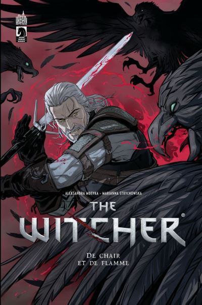 The Witcher - Tome 2 - De chair et de flammes