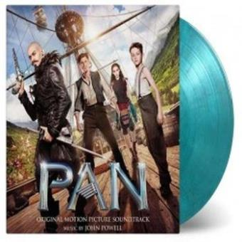 Pan (John Powell) (Limited Edition - Green Marbled Vinyl)