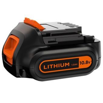 5 sur batterie lithium black decker 10 8v 1 5ah. Black Bedroom Furniture Sets. Home Design Ideas