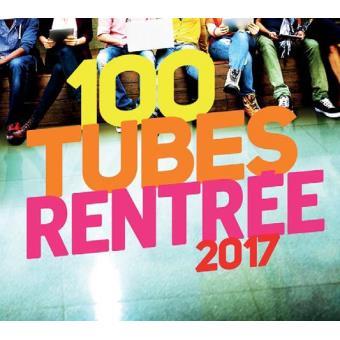 100 tubes rentree 2017