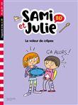 SAMI ET JULIE PREMIERES LECTUR - J'apprends à lire avec Sami et Julie BD : Le voleur de crêpes ?