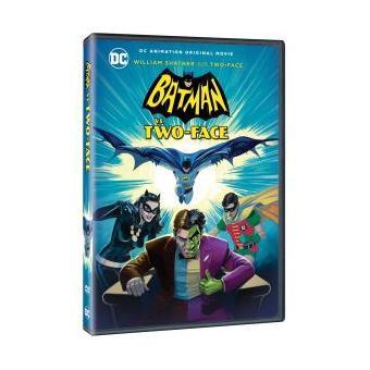 BatmanBatman contre double face