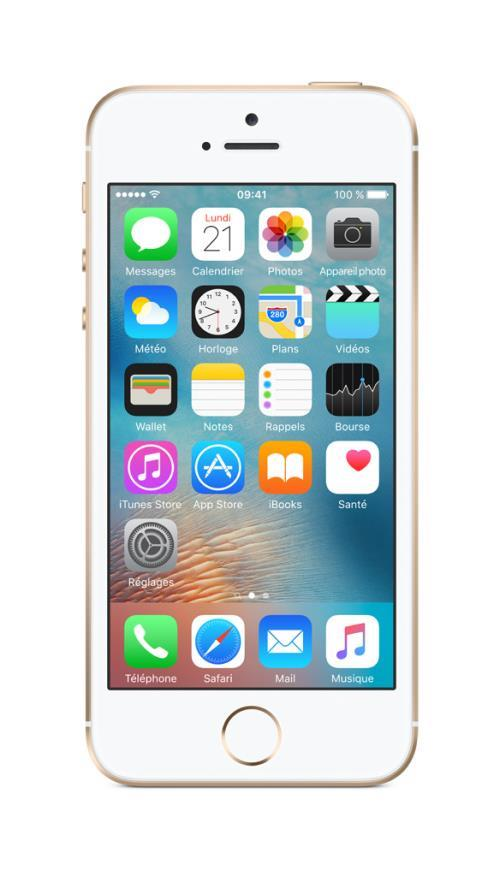 Apple iPhone SE 32 Go 4 Or