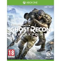 Pre-order - TOM CLANCY'S GHOST RECON : BREAKPOINT FR/NL XONE - Levering vanaf 04/10