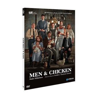 Men and chicken DVD