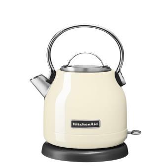 Bouilloire KitchenAid 1,25L Crème