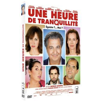 Une heure de tranquillité - DVD