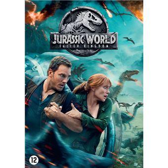 Jurassic world 2: Fallen kingdom-BIL