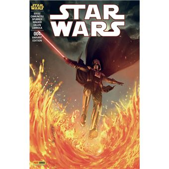 Star WarsStar Wars n°4 (couverture 2/2)