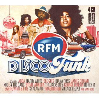 RFM DISCO FUNK/4CD
