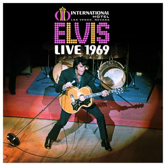 Elvis Presley Live 1969 Coffret