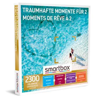 Coffret cadeau Smartbox Moments de Rêve à 2