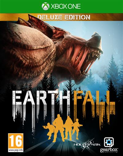 Earthfall Edition Deluxe Xbox One