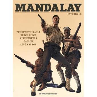 MandalayMandalay intégrale sous coffret