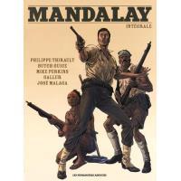 Mandalay intégrale sous coffret