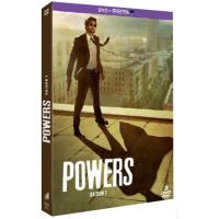 Powers Saison 1 DVD + UV