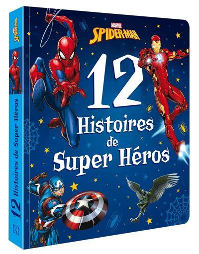 SPIDER-MAN - 12 histoires de Super-héros - MARVEL