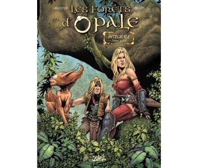 Forêts d'Opale Intégrale 2 - T04 à